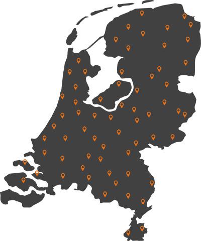 Verhuisbedrijf door heel Nederland